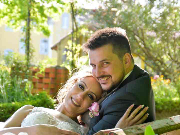 O casamento de Magda e Daniel