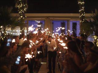 O casamento de Vanessa  e Julien