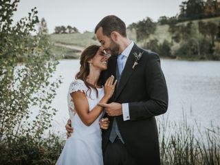 O casamento de Inês e Carlos