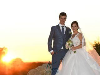 O casamento de Sofia e Zeca