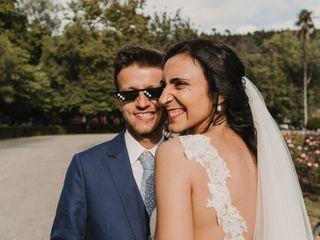 O casamento de Juliana e Nuno