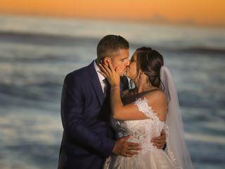 O casamento de Maryléne e Fábio