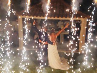 O casamento de Adriana e Yoann 1