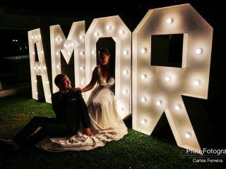 O casamento de Adriana e Yoann