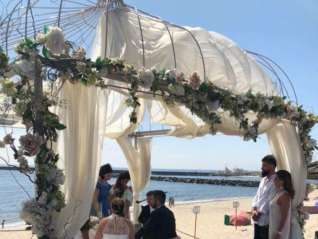 O casamento de Julien  e Vanessa  em Azurara, Vila do Conde 6
