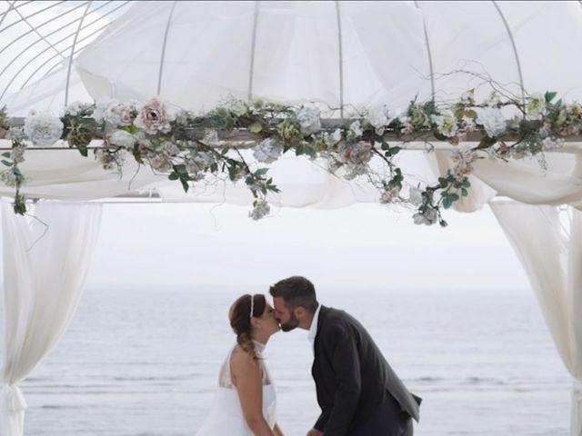 O casamento de Julien  e Vanessa  em Azurara, Vila do Conde 1
