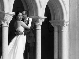 O casamento de Mendgi e Miguel
