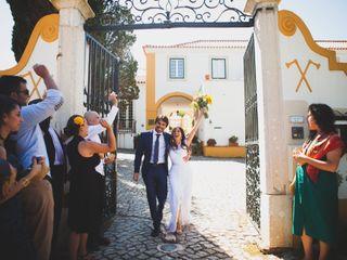 O casamento de Silvia e Miguel