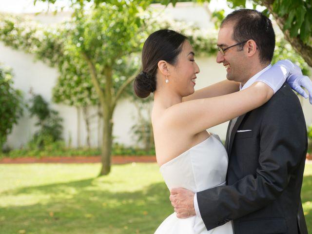 O casamento de Miguel e Mendgi em Alcobaça, Alcobaça 9