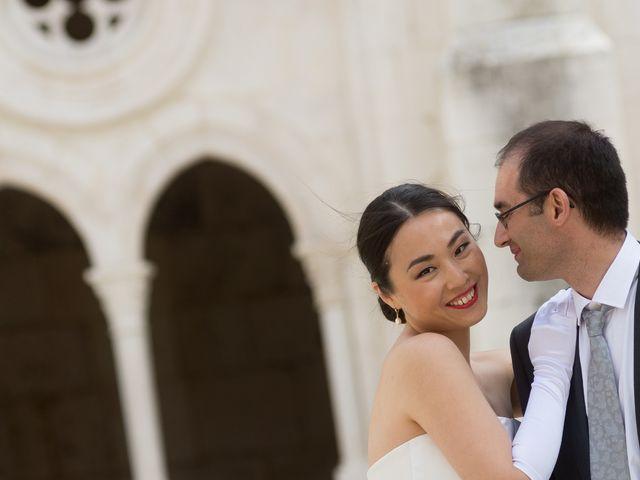 O casamento de Miguel e Mendgi em Alcobaça, Alcobaça 23