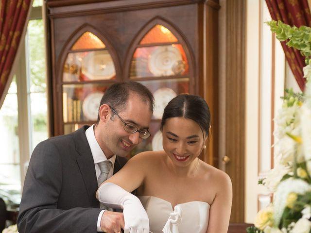 O casamento de Miguel e Mendgi em Alcobaça, Alcobaça 27