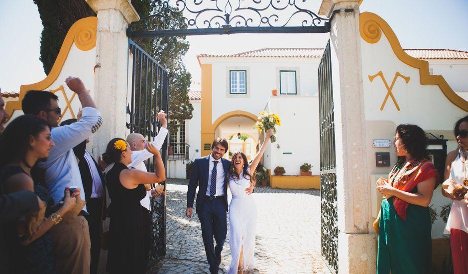 O casamento de Miguel e Silvia em Mafra, Mafra
