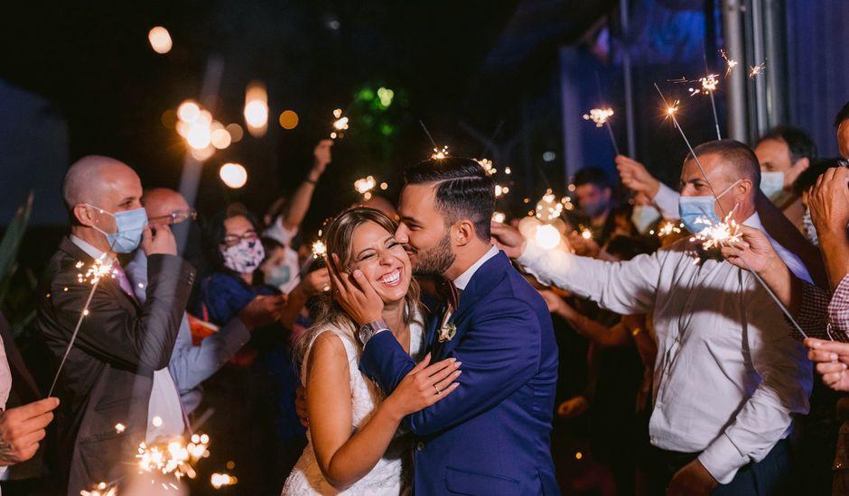 O casamento de Rui e Joana em Santo Tirso, Santo Tirso
