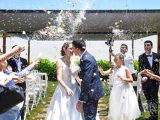 O casamento de Silvana e Bruno