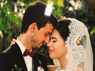 O casamento de Filipa e Jose