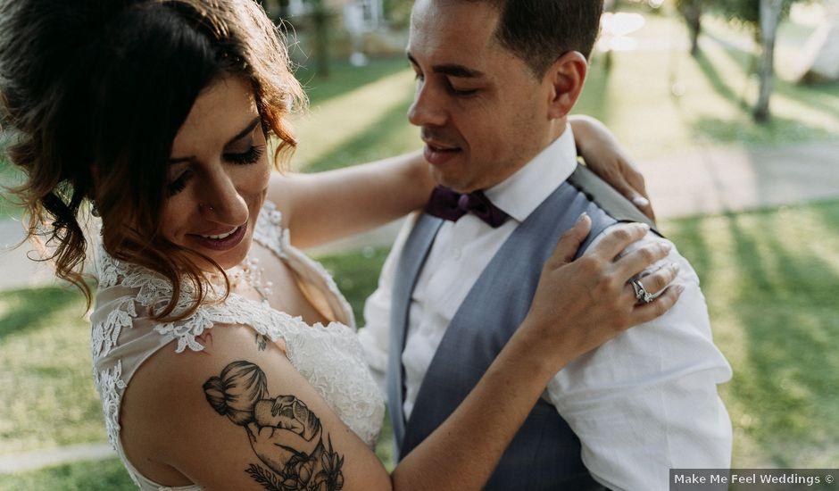 O casamento de Carlos e Joana em Vagos, Vagos