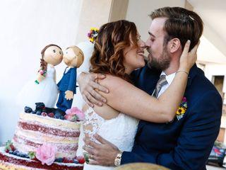 O casamento de Manuel e Paula