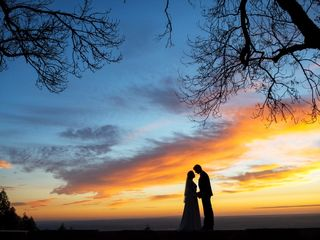 O casamento de Victoria e Daniil