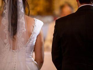 O casamento de Catarina e José