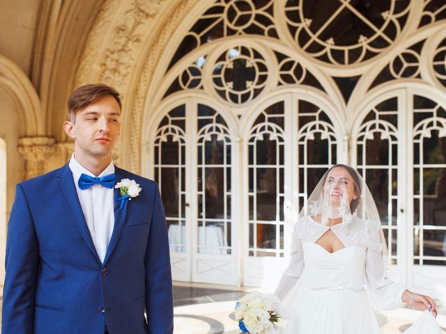 O casamento de Daniil e Victoria em Luso, Mealhada 19