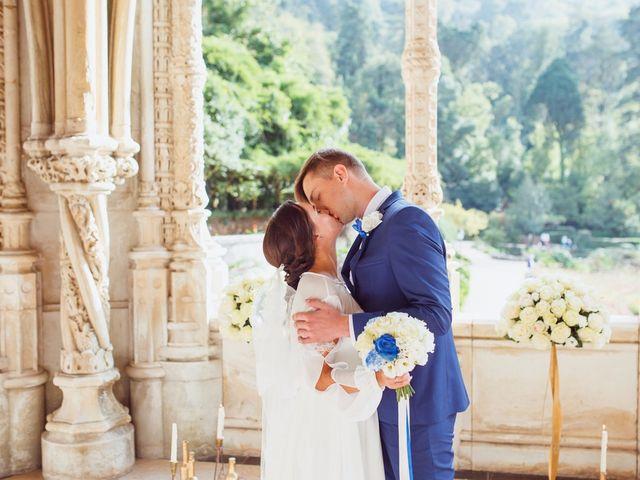 O casamento de Daniil e Victoria em Luso, Mealhada 22