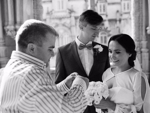 O casamento de Daniil e Victoria em Luso, Mealhada 24