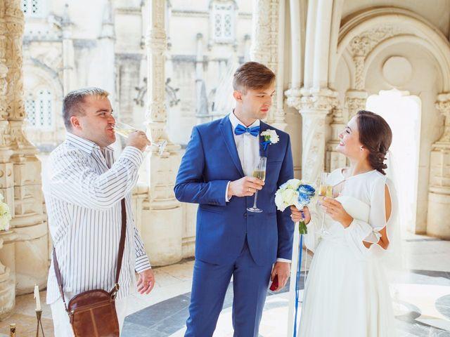 O casamento de Daniil e Victoria em Luso, Mealhada 25