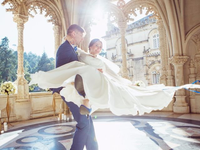 O casamento de Daniil e Victoria em Luso, Mealhada 31