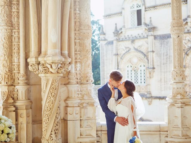 O casamento de Daniil e Victoria em Luso, Mealhada 33