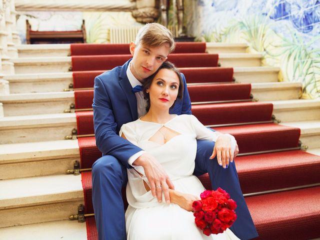 O casamento de Daniil e Victoria em Luso, Mealhada 37