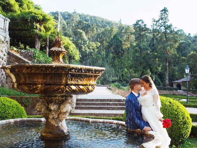 O casamento de Daniil e Victoria em Luso, Mealhada 38