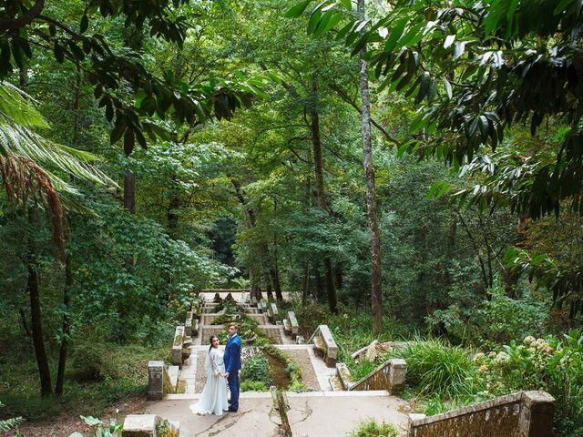 O casamento de Daniil e Victoria em Luso, Mealhada 39