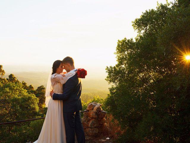 O casamento de Daniil e Victoria em Luso, Mealhada 41