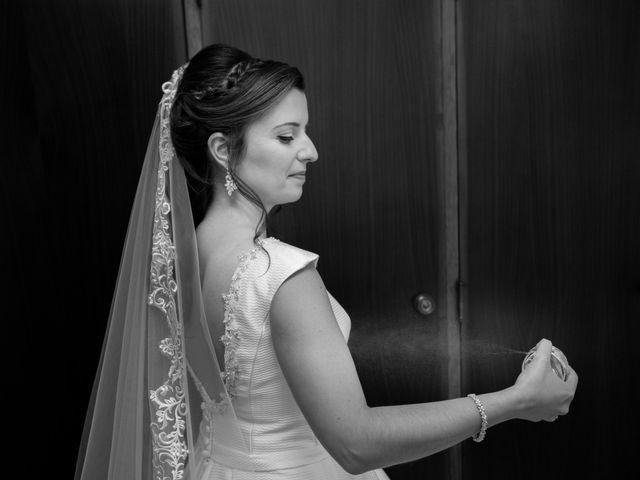 O casamento de José e Catarina em Merceana, Alenquer 11