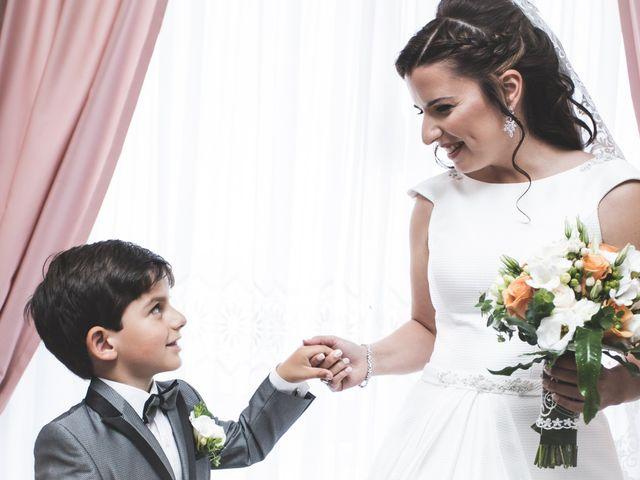 O casamento de José e Catarina em Merceana, Alenquer 16