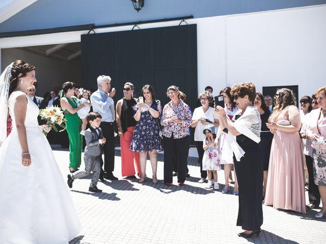 O casamento de José e Catarina em Merceana, Alenquer 19