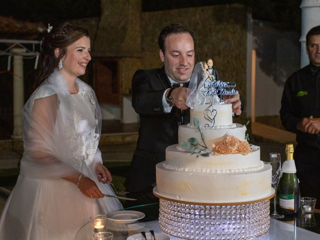 O casamento de José e Catarina em Merceana, Alenquer 56