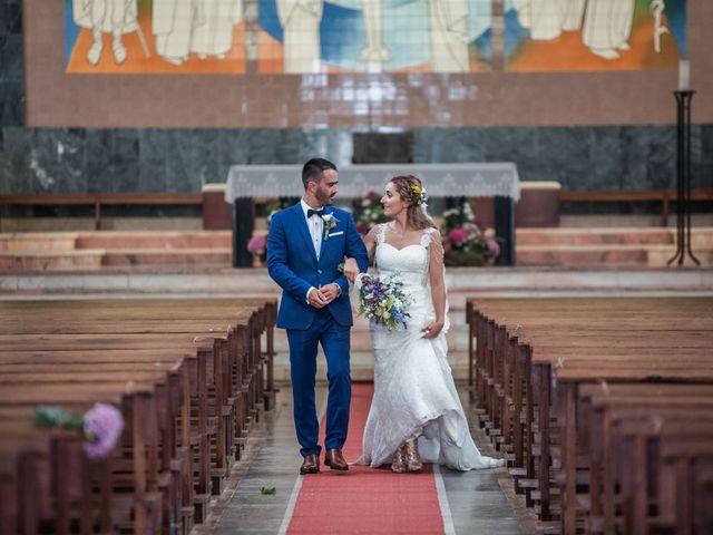 O casamento de Nuno e Cátia em Benedita, Alcobaça 1