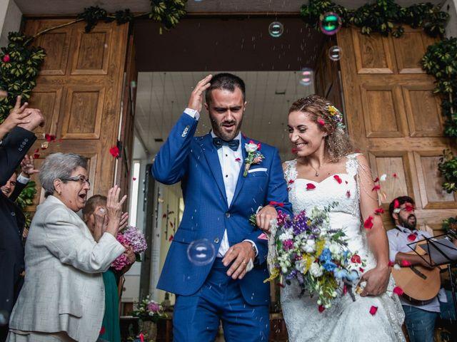O casamento de Nuno e Cátia em Benedita, Alcobaça 2
