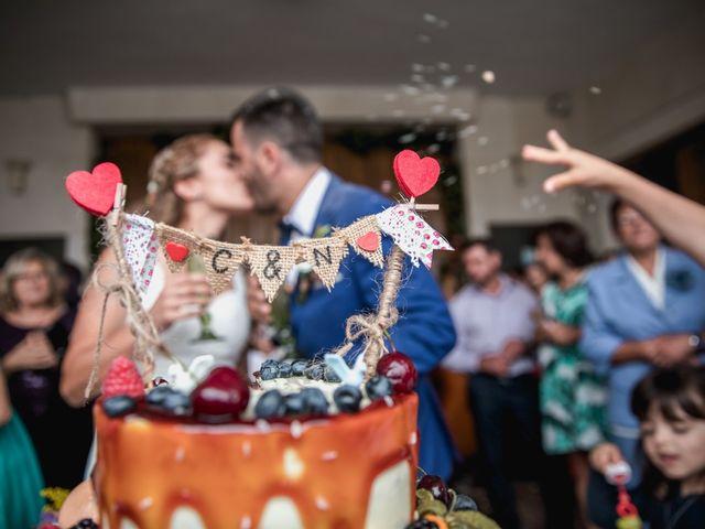 O casamento de Nuno e Cátia em Benedita, Alcobaça 22