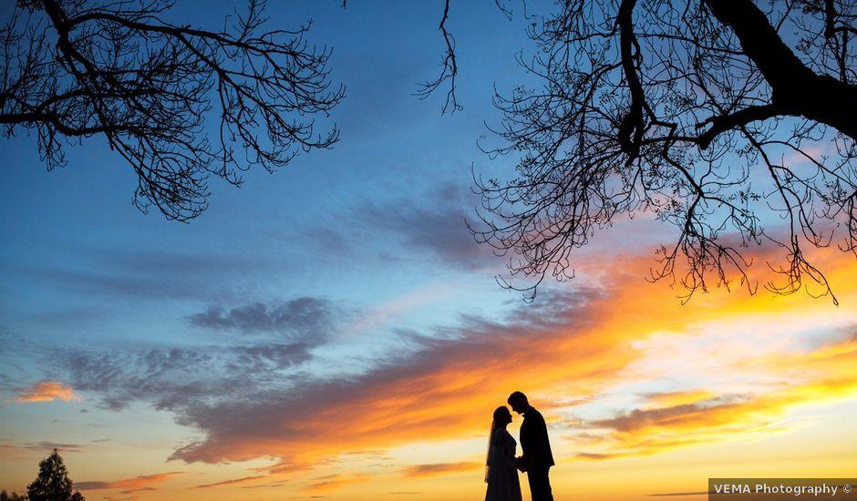 O casamento de Daniil e Victoria em Luso, Mealhada