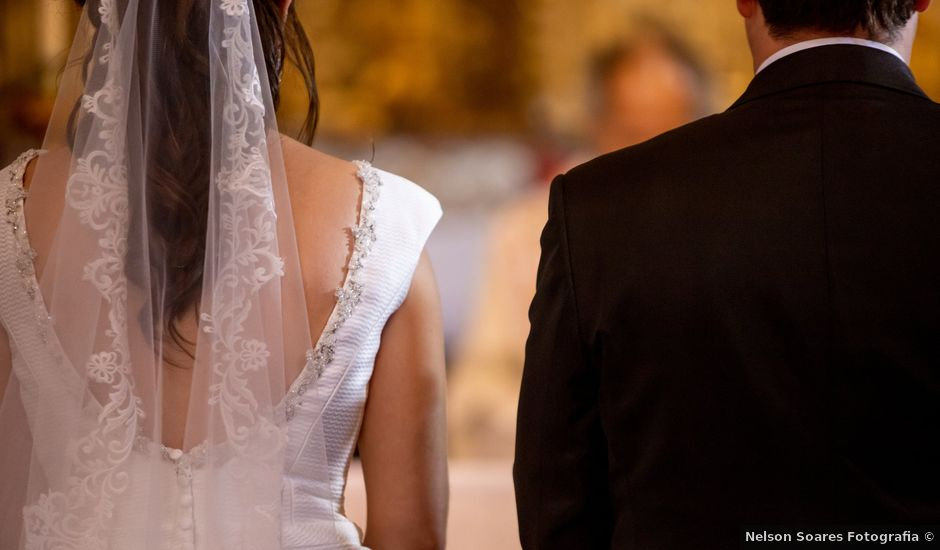 O casamento de José e Catarina em Merceana, Alenquer
