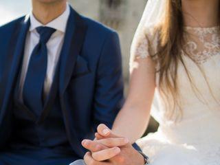 O casamento de Larisa e Francisco 2
