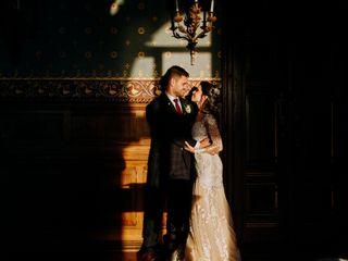 O casamento de Manuela e Alex