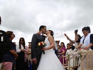 O casamento de Ema e Tiago