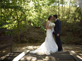 O casamento de Vera e Milton