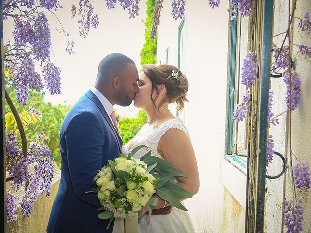 O casamento de Hayley e Emmanuel