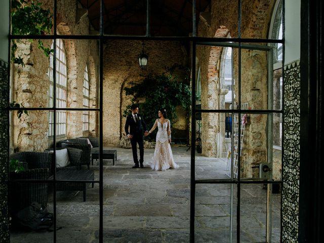 O casamento de Alex e Manuela em Estoril, Cascais 13