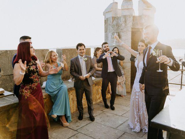 O casamento de Alex e Manuela em Estoril, Cascais 125