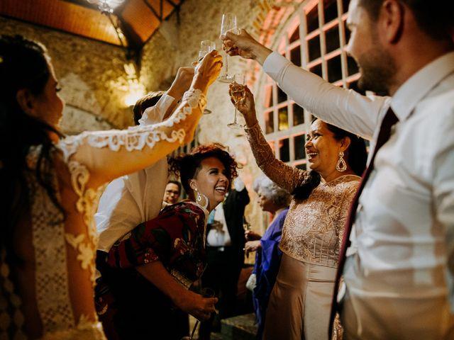 O casamento de Alex e Manuela em Estoril, Cascais 154